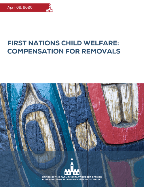 First Nations Child Welfare: Compensation for Removals